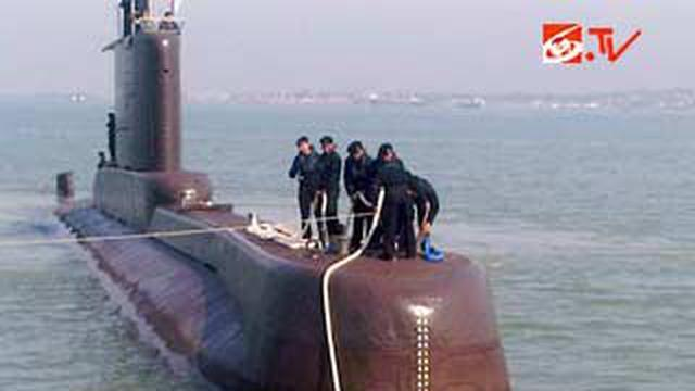 恐怖!印尼潜艇沉没断成3截,海底影像首次传回,艇壳扭曲不成样