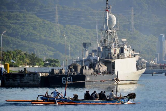 瞬间一周丨印尼潜艇沉没,53人全遇难