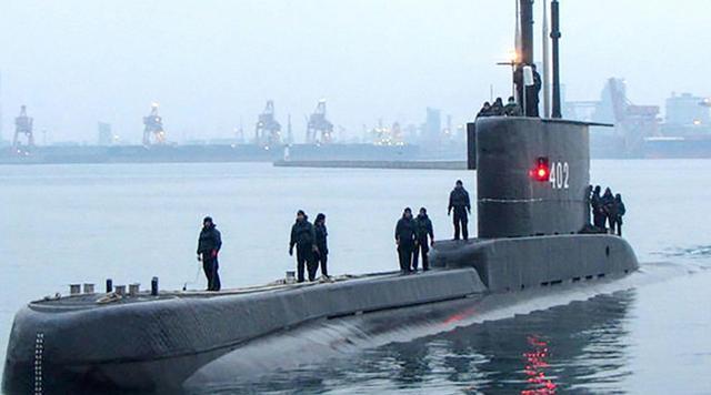 官方宣告沉没!印尼失联潜艇残骸被发现,53名官兵依旧生死未卜