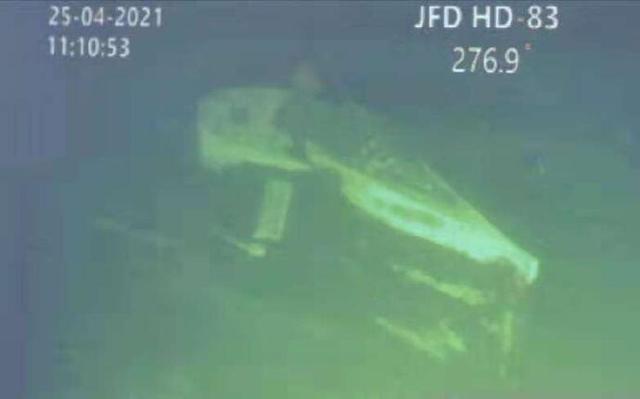 印尼军方公布潜艇沉没7个事实,艇员已经取出逃生服但没时间穿上