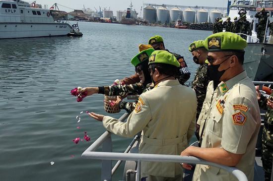 比大海捞针更难!印尼打捞沉没潜艇为何是个棘手问题