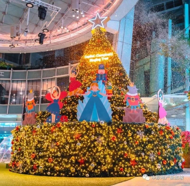 HOHOHO! 新加坡2020年圣诞节最受欢迎的5个拍照打卡景点
