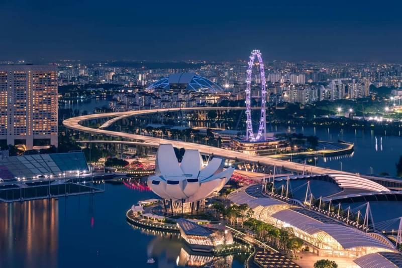 年末狂欢季🎉 新加坡跨年烟花绝佳观看地+占位攻略!你好2021,再见2020