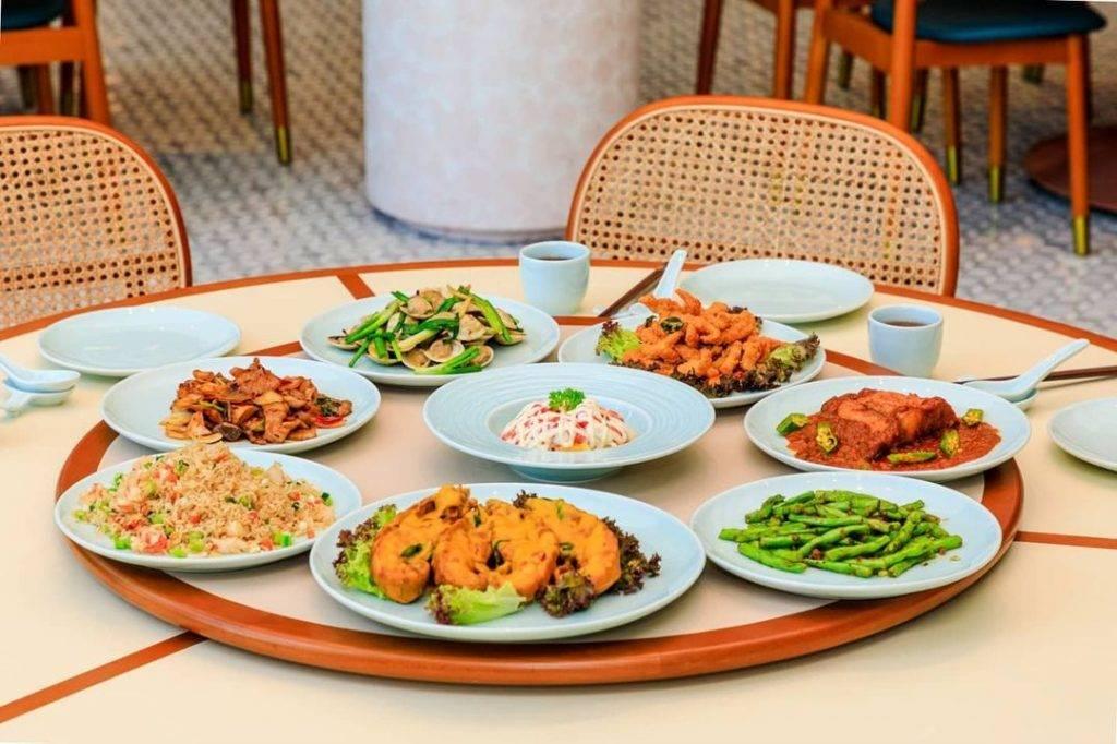 Red House Seafood点心海鲜自助餐S$28.80++‼熟食点心炸物、壕吃丰富海鲜,今天谁都别想瘦😈