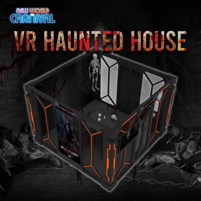 新加坡首个VR游戏厅Marina Square开业啦!12个大型VR游戏以及经典游戏,给你全新的玩乐体验
