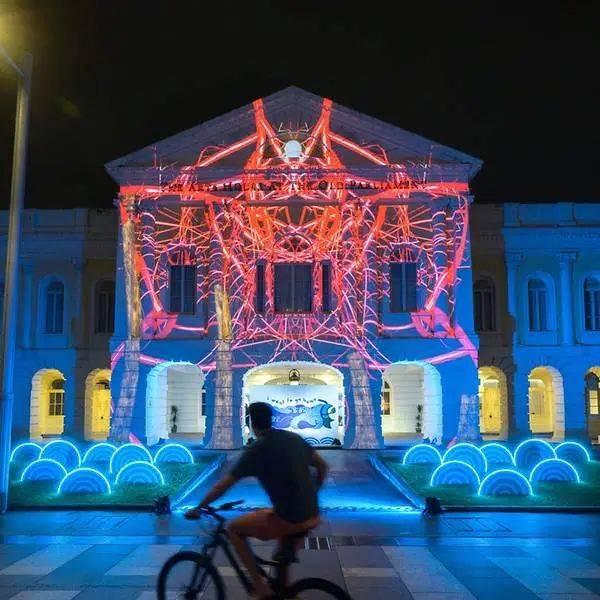 """一年一度的新加坡""""昼夜璀璨艺术节"""" 1月22日即将绚丽登场"""