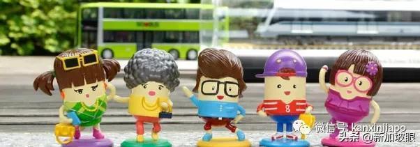 这些新加坡吉祥物,你认识几个?