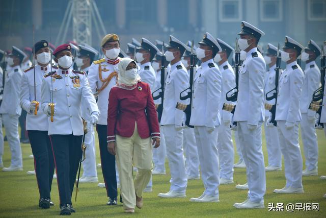新加坡国庆庆典因疫情首次推迟