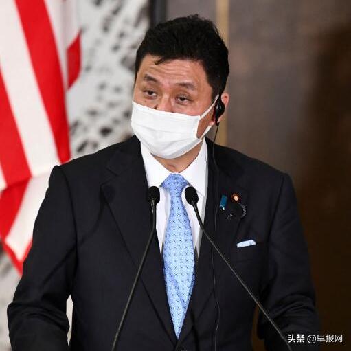 美日会谈措辞强硬警告中国 美承诺必要时核武保护日本