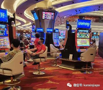金沙赌场再现感染群,41处巴刹、小贩中心出病例