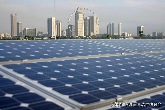 新加坡的教训:如何在一个没有太多空间的城市产生太阳能