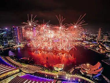 去年因疫情取消的活动回来了,新加坡下半年更精彩,不要走开