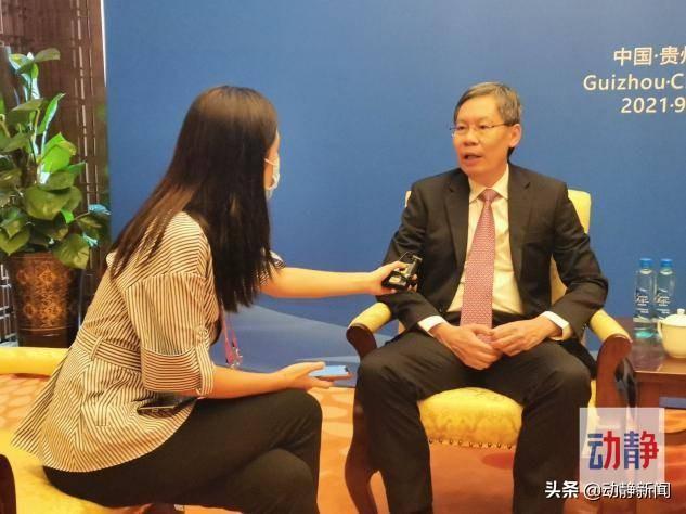 新加坡驻华大使吕德耀:希望能和贵州加强技能培训和职业教育合作