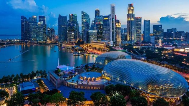 """""""城市花园""""新加坡:让工业设计成为艺术品"""