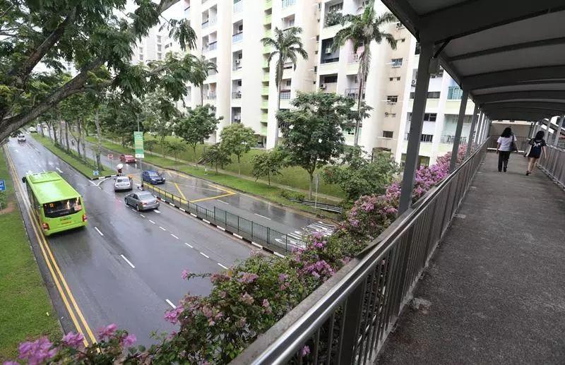 意外还是自杀?新加坡71岁安娣在Paya Lebar坠桥,当场死亡!