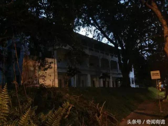 """来自新加坡恐怖传说:""""樟宜医院""""闹鬼事件"""