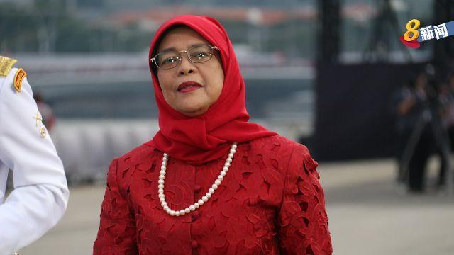 哈莉玛:各社群教导国人对抗恐怖主义 让她备受鼓舞