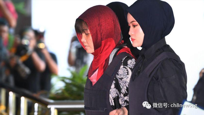 【毒杀金正男案】马国检察官不会撤销 对越南籍被告的指控