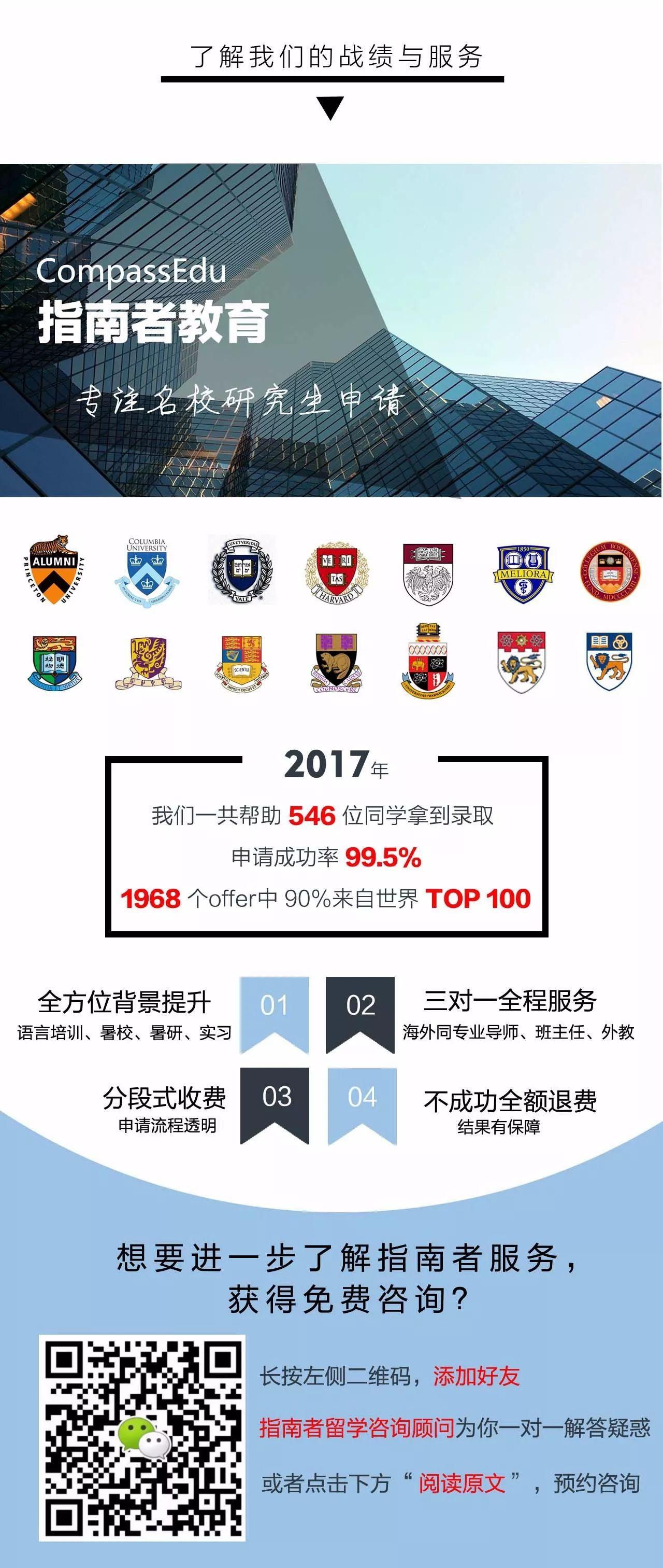 香港中文大学「英语文学」硕士研究生offer来了!