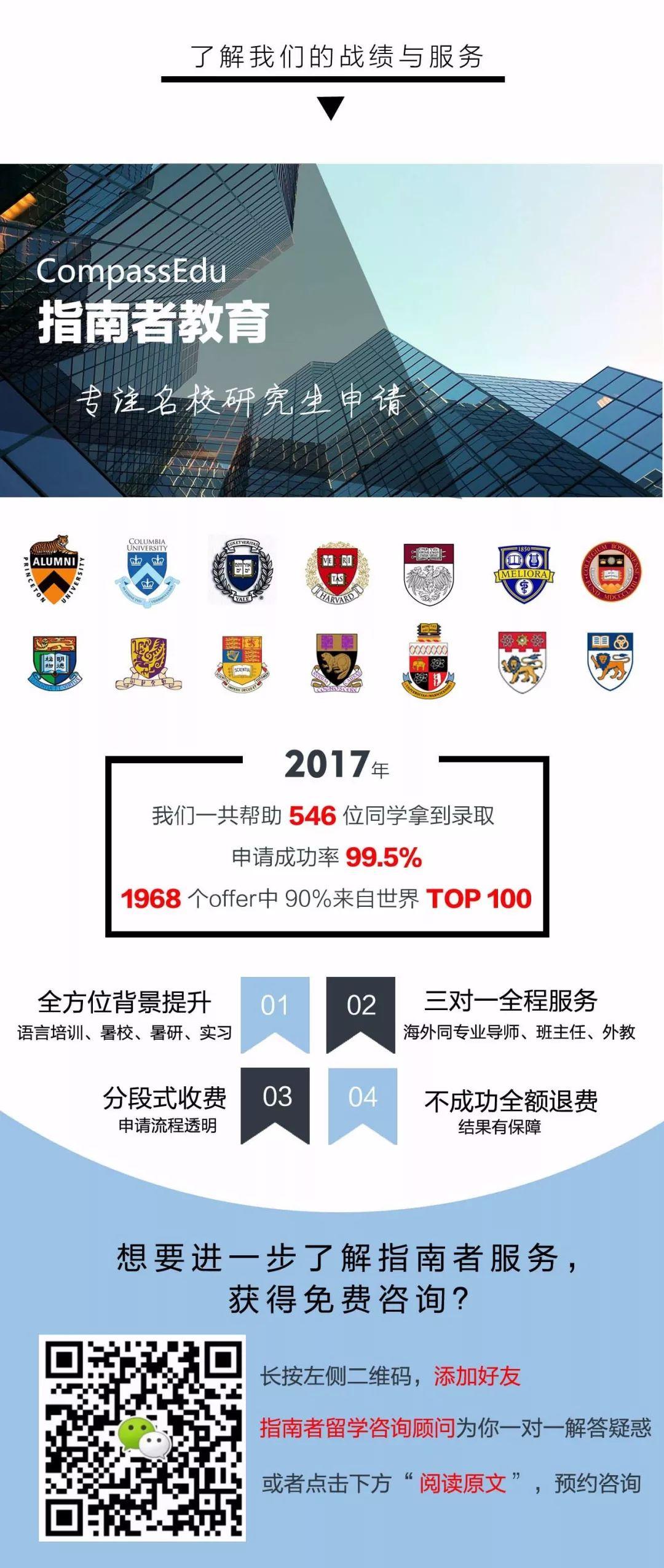 新加坡国立大学(NUS)四枚顶级金融工程offer花落指南者留学!